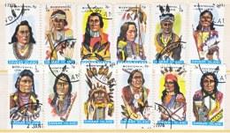 DAVAAR  ISLAND  (o)  AMERICAN  INDIANS - American Indians