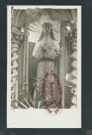 M788 - VILNIUS Carte Photo - église ( Orthodoxe ) Saint Pierre Et Paul - Statue Du Christ - Lituanie