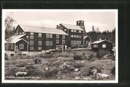 CPA Laisvall, Lave Och Anrikningsverk - Zweden