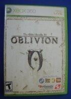 XBox 360 US : Oblivion Elder Scrolls IV - X-Box