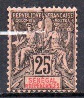 1/ Sénégal N° 15 Neuf  XX  MNH   , Cote :  45,00 € , Disperse Trés Grosse Collection ! - Senegal (1887-1944)