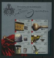 UKRAINE ( BLOC ) : Y&T N°  DE  2004  BLOC  NEUF  SANS  TRACE  DE  CHARNIERE , A  VOIR .