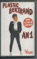 "K7 Audio - PLASTIC BERTRAND  "" LE PETIT TORTILLARD ""  11 TITRES - Cassettes Audio"