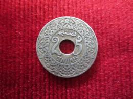 Empire Cherifien  25 Centimes - Monnaies