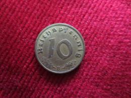 Allemagne 10 Reichspfennig 1938 - [ 4] 1933-1945 : Troisième Reich