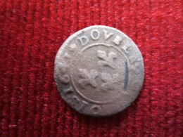 Louis 13 Double Tournois - 987-1789 Monnaies Royales