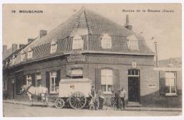 Cpa Mouscron   Attelage  1921 - Mouscron - Möskrön