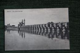 EGYPT - The Delta Barrage - Assouan