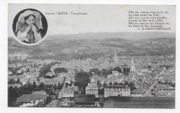 BRIVE EN 1917 - VUE GENERALE - CPA VOYAGEE - Brive La Gaillarde