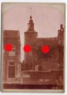 WANDRE Eglise De La Xhavée Photographie Sur Carton 1913 RARE - Non Classificati