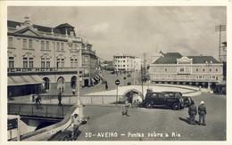 AVEIRO, Pontes Sobre A Ria, 2 Scans, PORTUGAL - Aveiro