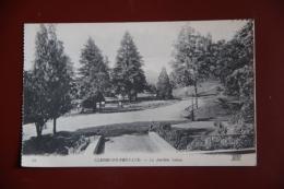 CLERMONT FERRAND -  Le Jardin LECOQ - Clermont Ferrand