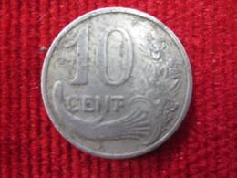 Monnaie De Nécessité  Chambre De Commerce  Nice  10 Centimes 1922 - Monétaires / De Nécessité