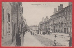 Rambervillers --  Rue Carnot - Rambervillers
