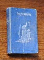 1900s Holy Childhood ROSA MULHOLLAND Simple Prayers & Instructions For Very Little Children Spiritualité - Prayerbooks