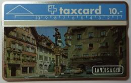 SWITZERLAND - L&G - Private - 1991 - Zug - K-91/45D - 206L - 600ex - Mint - Svizzera