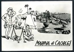 Caorle - 2, Marina Di, 1960, Comic - Altre Città