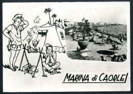 Caorle - 2, Marina Di, 1960, Comic - Italia