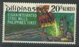 Philippines, Pilipinas - Metallurgy, Fonderie - Steel Mills 20s - Philippines