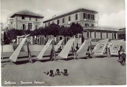 RIMINI BELLARIA PENSIONE PETRUCCI 1955    L800 - Rimini