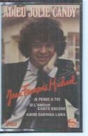 """K7 Audio - JEAN-FRANCOIS MICHAEL  """" ADIEU JOLIE CANDY """" 12 TITRES - Cassettes Audio"""