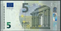 € 5 SPAIN  VA V004 A1 FIRST POSITION  DRAGHI  UNC - EURO