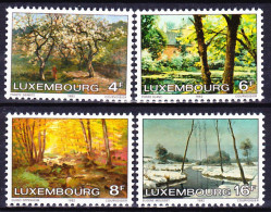 LUXEMBOURG 1982 YT N° 997 à 1000 ** - Nuevos
