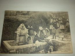 29 - Quimper : Ergué-Armel : Les Fontaines à Pèlerinages De Bretagne : Fontaine Saint-Alor : Très Animée - Quimper