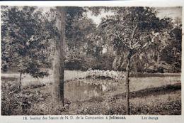 La Louvière Haine St Paul Jolimont Hôpital  étangs - La Louvière