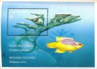 MINT NEVER HINGED SOUVENIR SHEET OF FISH-MARINE LIFE   ( GRENADA   2478 - Fische