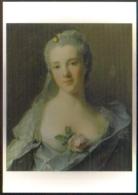 """Carte Postale édition """"Dix Et Demi Quinze"""" - Jean-Marc Nattier (1685-1766) Château De Versailles (Manon Balletti) - Peintures & Tableaux"""