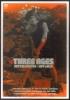 "Carte Postale édition ""Carte à Pub"" - Three Ages - Buster Keaton / Jeff Mills (cinéma - Film - Affiche) - Werbepostkarten"
