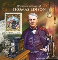 Sierra Leone. 2016 Thomas Edison. (213b) - Scienze
