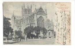 14555 - Sydney Cathédrale Sainte Marie - Sydney