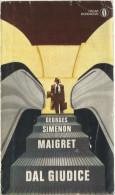 # Georges Simenon - Maigret Dal Giudice - Oscar Mondadori Dicembre 1973 - 1 Edizione - Simenon