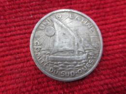 France 25 Centimes Toulouse 1930 - Monétaires / De Nécessité