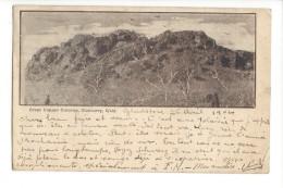 14557 - Great Copper Outcrop Cloncurry Queensland - Australie