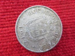 France 10 Centimes 1917  Rochefort - Monétaires / De Nécessité
