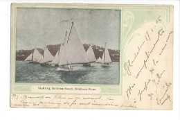 14559 - Yachting Bulimba Reach Brisbane River - Brisbane