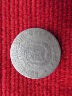 France 5 Centimes Rochefort  1917 - Monétaires / De Nécessité