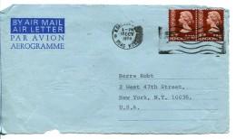 Part Letter To U.S.A  - See Scan - Non Classés