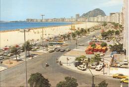 CPM Brésil - Rio De Janeiro - Praia De Copacabana - Rio De Janeiro