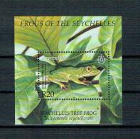 Seychellen - Frosch / Frog 2003 (**/MNH) - Seychelles (1976-...)