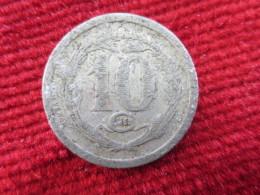France 10 Centimes Chatellerault - Monétaires / De Nécessité