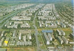 CPM Brésil - Brasilia - Vista Aérea - Brasilia