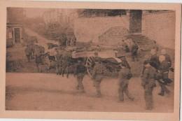 HARGNIES.OBSEQUES DES CIVILS ET MAQUISARDS VICTIME DE LA HORDE NAZY.1944 - France
