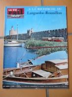 Vie Du Rail N° 1200 1969 Langedoc Roussillon Bourgs  Mervans Aigues Mortes Grande Motte New York Washington Guillou - Trains