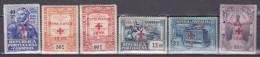 PORTUGAL    1930     Franchise     N.   44 / 48A   COTE    7 . 50  EUROS          ( M 196 ) - Franchise