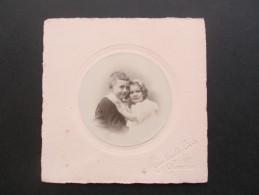 Altes Foto 1907 Martin Otto Freres Grenoble. 2 Kleine Kinder / Geschwister. Jack Et Solange. Ordentlicher Zustand - Fotos
