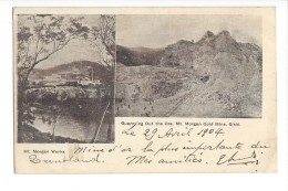14570 - Quarrying Out The Ore Mt Morgan Gold Mine Queensland - Australie